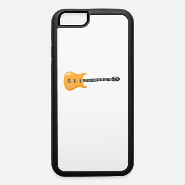 Electricity Relax The Bass Player Is Here Bassist Gifts For A - iPhone 6 Case