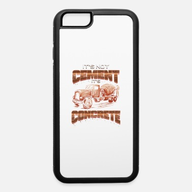 Tool Concrete Finisher Not Cement Construction Worker - iPhone 6 Case