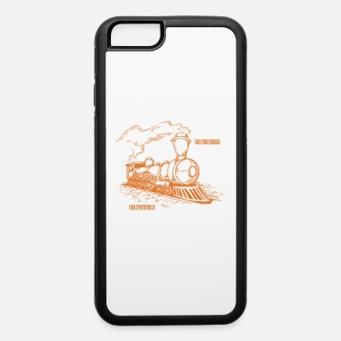 Ailfans Warning I May Spontaneously Trains - iPhone 6 Case