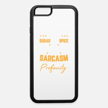 Bistro Bartender Full Of Sarcasm And Profanity For A - iPhone 6 Case