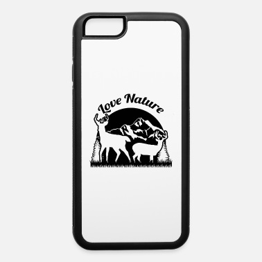 Summit Nature Love Deer Outdoor Gift - iPhone 6 Case
