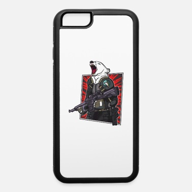 POLAR BEAR Tactical Angry Protect Cool - iPhone 6 Case