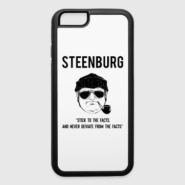 Sasquatch Bigfoot Thomas Steenburg Shirt - iPhone 6/6s Rubber Case