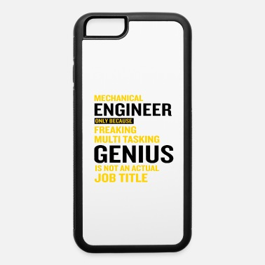 Mechanical mechanical engineering Definition - iPhone 6 Case