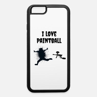 I Love Paintball I Love Paintball - iPhone 6 Case