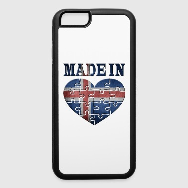 Iceland - iPhone 6/6s Rubber Case