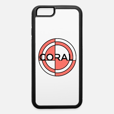 Creative Living Coral Design - iPhone 6 Case