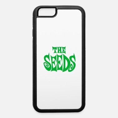 the seeds band logo - iPhone 6 Case