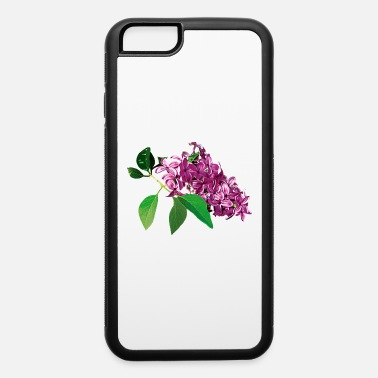 Begins Small Cluster of Pink Lilacs - iPhone 6 Case