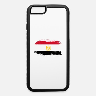 Arabic Egypt Flag / Gift Cairo Africa National - iPhone 6/6s Rubber Case