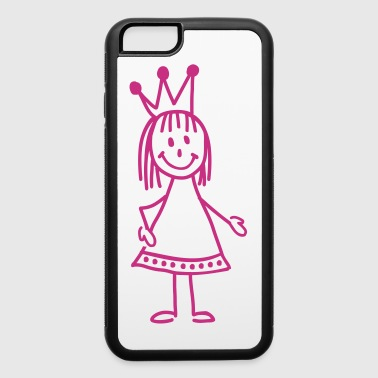 Princess - iPhone 6/6s Rubber Case