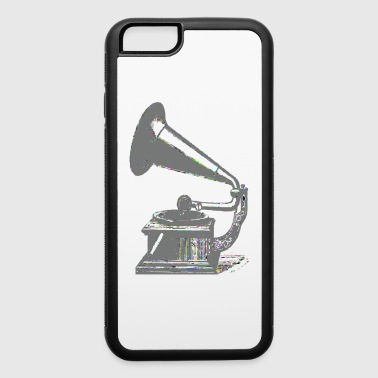 turntable - iPhone 6/6s Rubber Case