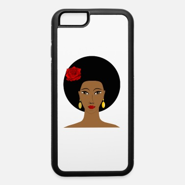 Afro afro - iPhone 6/6s Rubber Case