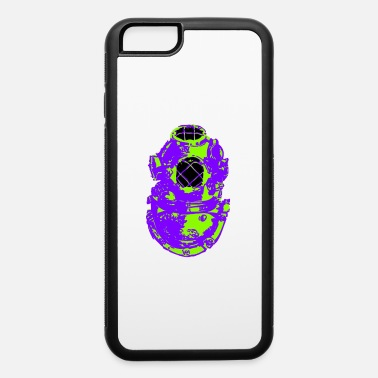 Down diver down - iPhone 6/6s Rubber Case