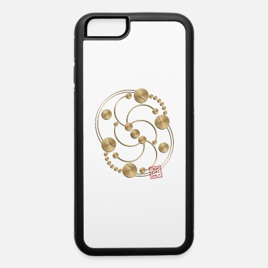 Ancient Crop circle 53 - iPhone 6/6s Rubber Case
