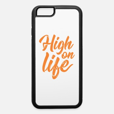 Highheels High On Life - iPhone 6/6s Rubber Case