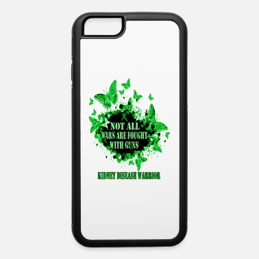 Kidney Disease kidney disease awareness - iPhone 6 Case