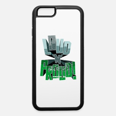 Arabia Saudi Arabia Pride Loud N Proud - iPhone 6 Case