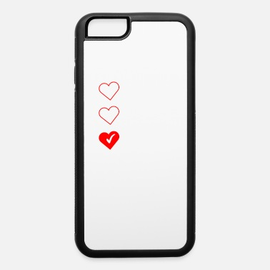 Hunger Single Taken Hungry - iPhone 6 Case