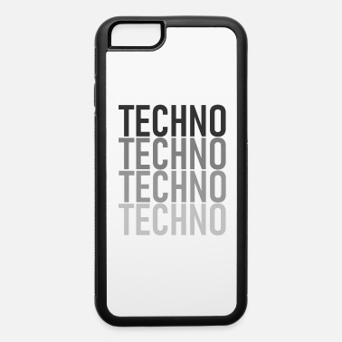 Music Club Techno - Music - Club - Studio - DJ - iPhone 6 Case