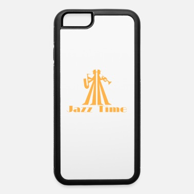 Bassist Jazz Music - iPhone 6/6s Rubber Case
