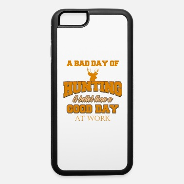 Duck Hunt Hunter hunting season deer hunt target gift - iPhone 6/6s Rubber Case