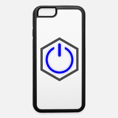 Powerslogan Power ON / OFF - iPhone 6 Case