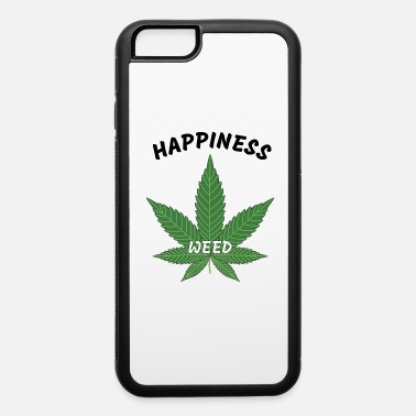 Stoner Happiness Weed - iPhone 6 Case
