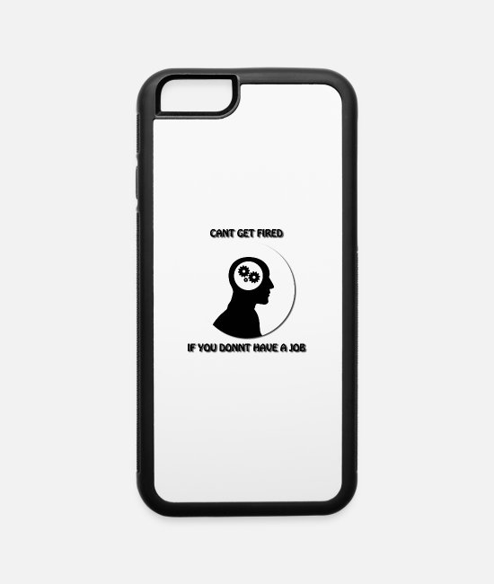 Brain iPhone Cases - THINKING REDDIT MEME! GIFT IDEA FOR MEME LOVERS. - iPhone 6 Case white/black