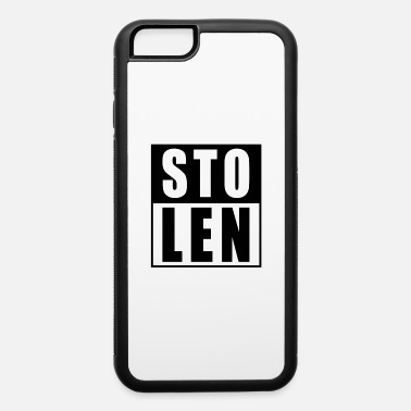 Illegal STOLEN DESIGN! AWESOME BOX DESIGN GIFT IDEA - iPhone 6/6s Rubber Case