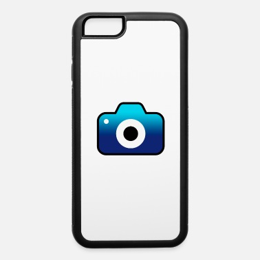 Camera Blue passion photography picture present - iPhone 6 Case