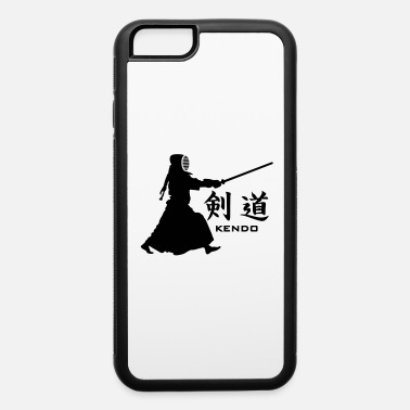Kendo KENDO FIGHTER SILHOUETTE - iPhone 6 Case