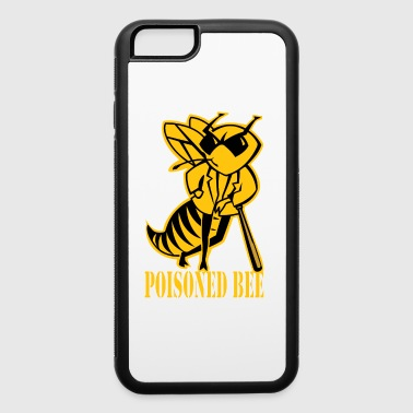 POISONED BEE - iPhone 6/6s Rubber Case
