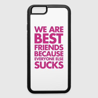 Best Friends Best Friends - iPhone 6/6s Rubber Case