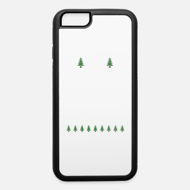 Ugly Christmas Space Christmas Ugly Sweater Ugly - iPhone 6/6s Rubber Case