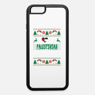 Palestinian I Love My Palestinian Wife Ugly Christmas Sweater - iPhone 6 Case