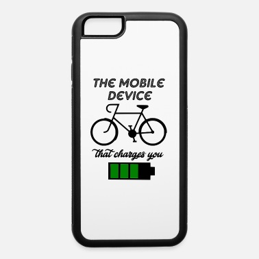 Mobile the mobile device - iPhone 6/6s Rubber Case