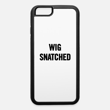 Snatch Wig Snatched Black - iPhone 6/6s Rubber Case