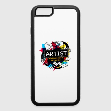 ARTIST - iPhone 6/6s Rubber Case
