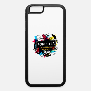 Forest FORESTER - iPhone 6/6s Rubber Case