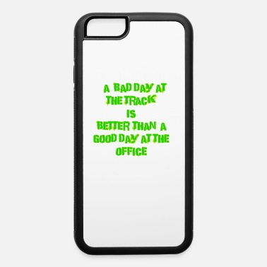 Race Track Day - iPhone 6 Case