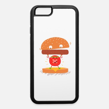 Exercise tomato exercise - iPhone 6/6s Rubber Case