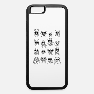 dogs - iPhone 6 Case