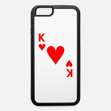 Card Game Card Game Card Heart King - iPhone 6 Case