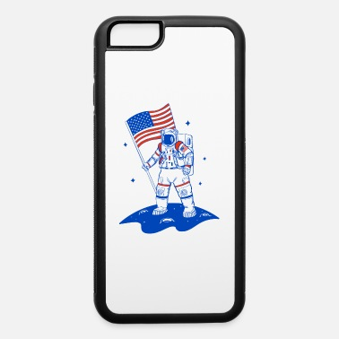 Independence American Astronaut - iPhone 6 Case