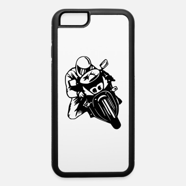 Motor Race Motorcycle, Bike, Motor Race Hoodie - iPhone 6 Case