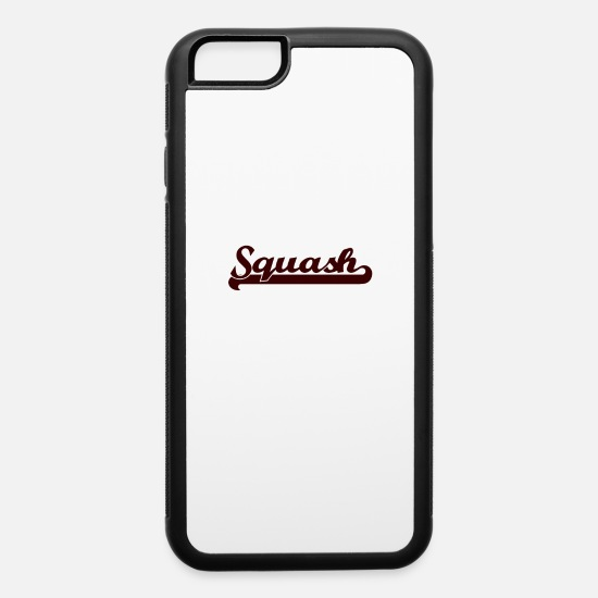 Gift Idea iPhone Cases - Squash - iPhone 6 Case white/black