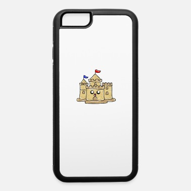 Sand Sand Castle - iPhone 6 Case