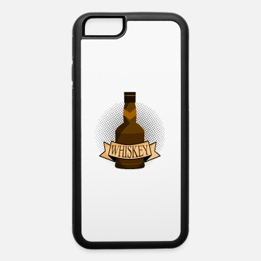 Tequila Whiskey Whisky Tasting Irish Gift Scotch Drink - iPhone 6/6s Rubber Case