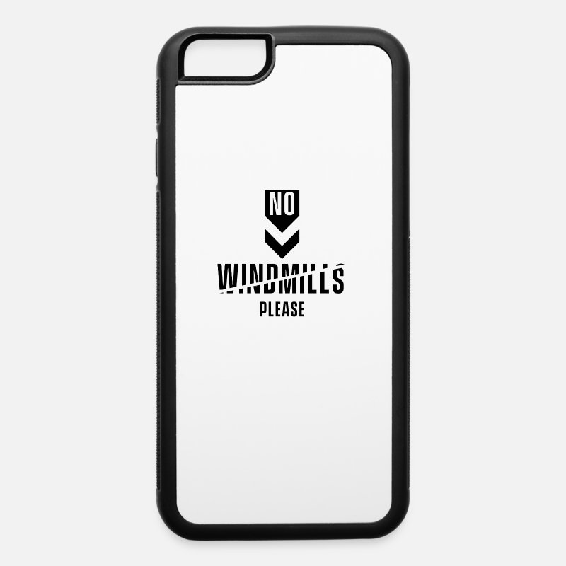 Shop Wind Energy Phone Cases online | Spreadshirt